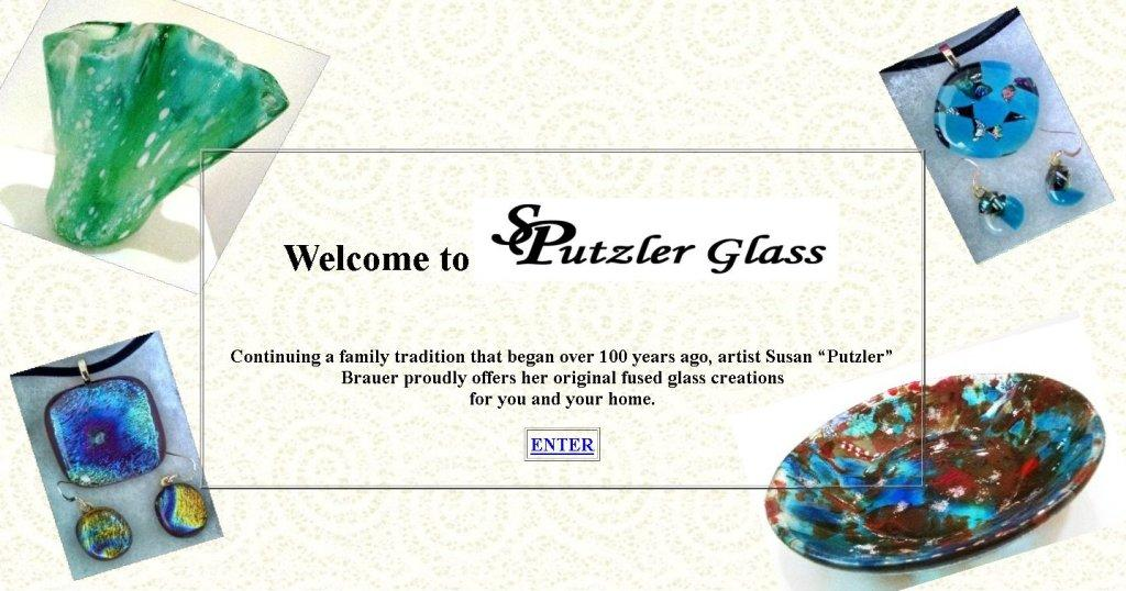 S. Putzler Glass for Innovative fused glass creations